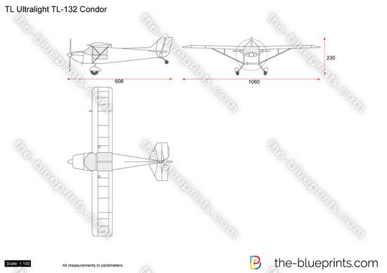 TL Ultralight TL-132 Condor