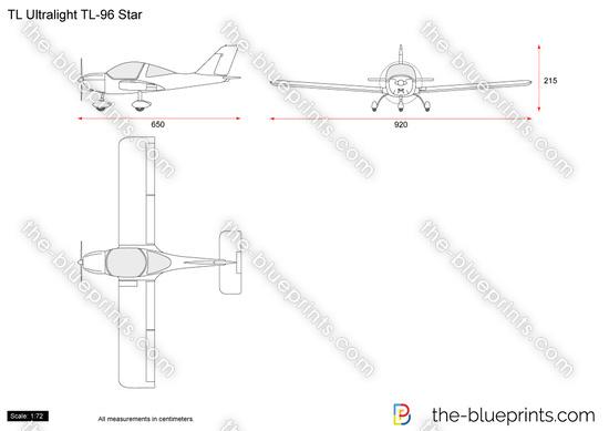 TL Ultralight TL-96 Star