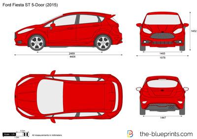 Ford Fiesta ST 5-Door