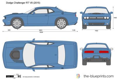 Dodge Challenger R/T V8 (2015)