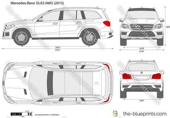 Mercedes-Benz GL63 AMG X166
