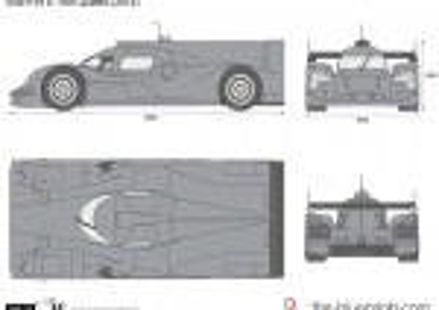 Audi R18 E-Tron Quattro (2015)