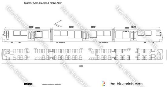 Stadler Aare-Seeland mobil ASm