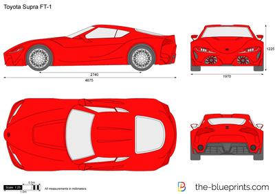 Toyota Supra FT-1