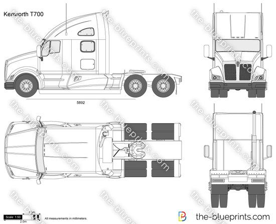 Kenworth T700
