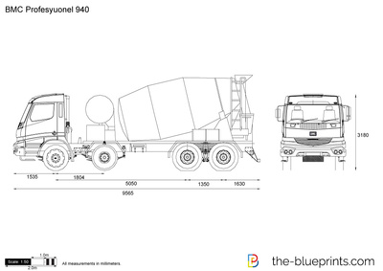 BMC Profesyuonel 940