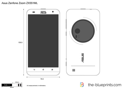 Asus Zenfone Zoom ZX551ML