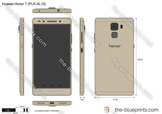 Huawei Honor 7 (PLK-AL10)