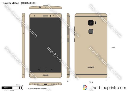 Huawei Mate S (CRR-UL00)