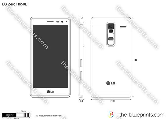 LG Zero H650E