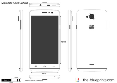 Micromax A108 Canvas L