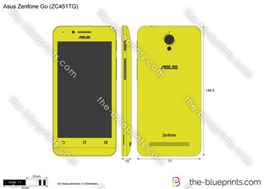 Asus Zenfone Go (ZC451TG)
