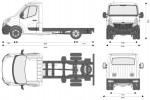 Opel Movano Chassis Cab L2H1 Dual