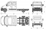 Opel Movano Double Cab L2H1 RWD