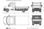 Opel Movano Pick-Up Single Cabin L2H1