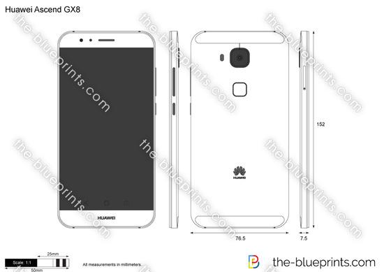 Huawei Ascend GX8