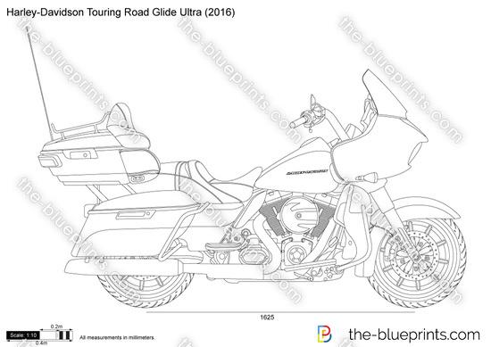Harley-Davidson Touring Road Glide Ultra