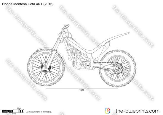 Honda Montesa Cota 4RT