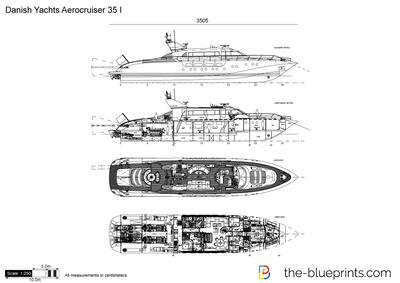 Danish Yachts Aerocruiser 35 I