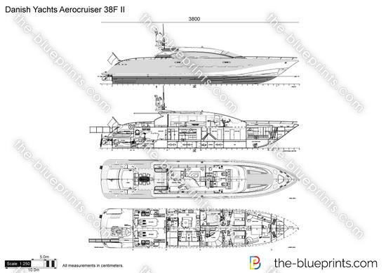 Danish Yachts Aerocruiser 38F II