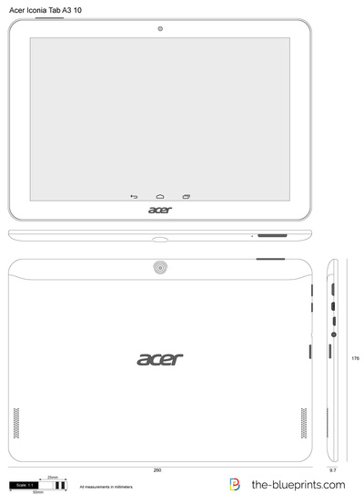 Acer Iconia Tab A3 10