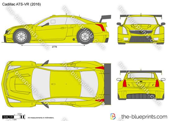 Cadillac ATS-VR