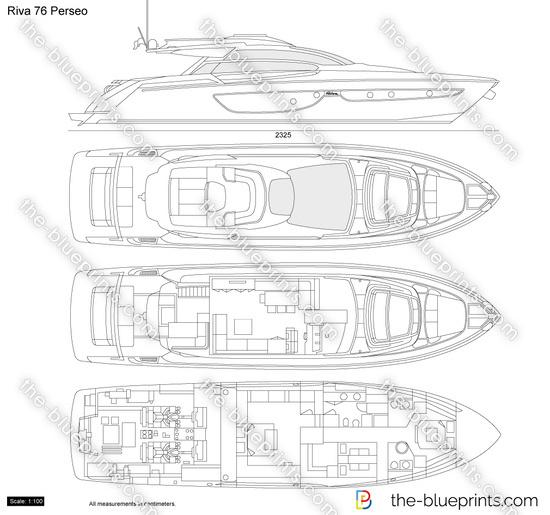 Riva 76 Perseo