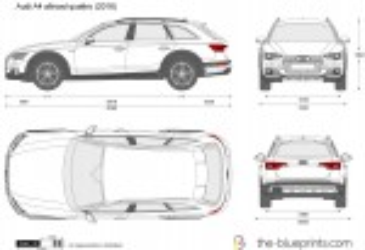 Audi A4 allroad quat…