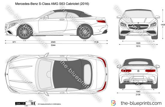 Mercedes-Benz S-Class AMG S63 Cabriolet