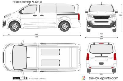 Peugeot Traveller XL