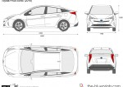 Toyota Prius Iconic