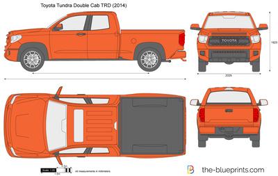 Toyota Tundra Double…