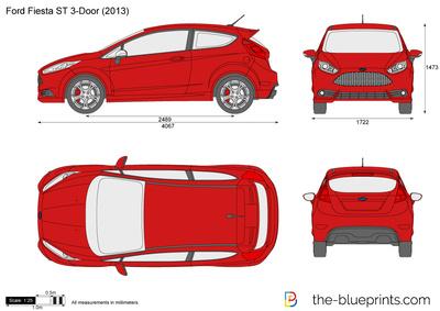 Ford Fiesta ST 3-Door