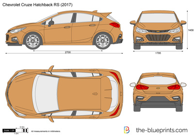 Chevrolet Cruze Hatchback RS