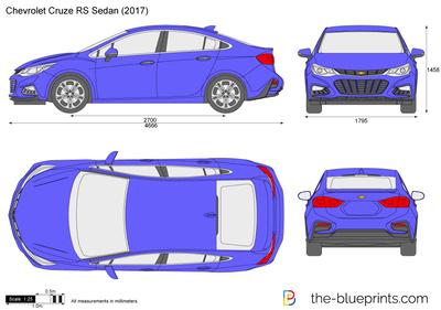 Chevrolet Cruze RS Sedan