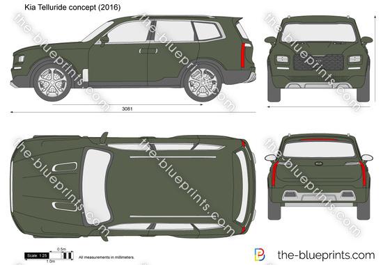Kia Telluride concept