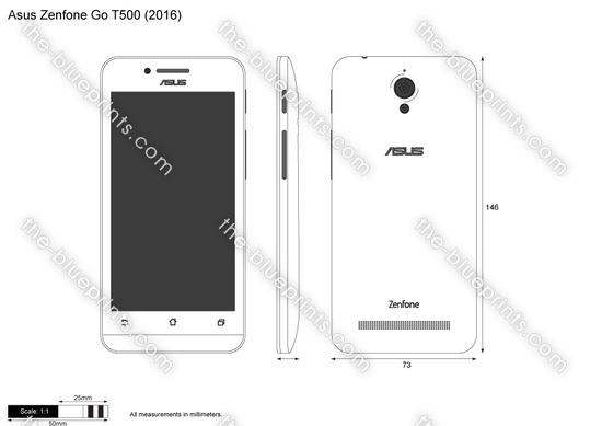 Asus Zenfone Go T500