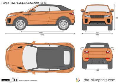 Range Rover Evoque C…