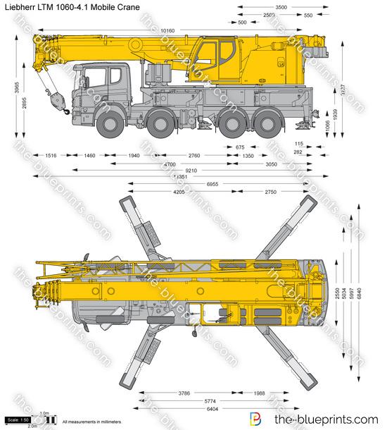 Liebherr LTM 1060-4.1 Mobile Crane