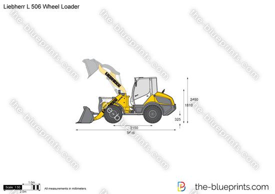 Liebherr L 506 Wheel Loader