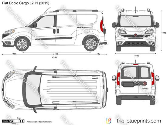 Fiat Doblo Cargo L2H1