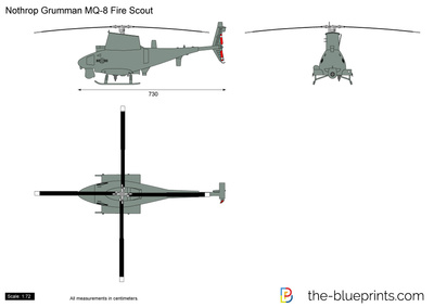 Nothrop Grumman MQ-8 Fire Scout