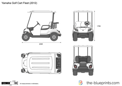 Yamaha Golf Cart Fleet