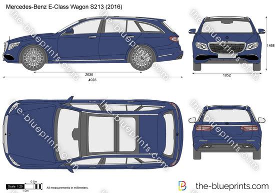 Mercedes-Benz E-Class Wagon S213