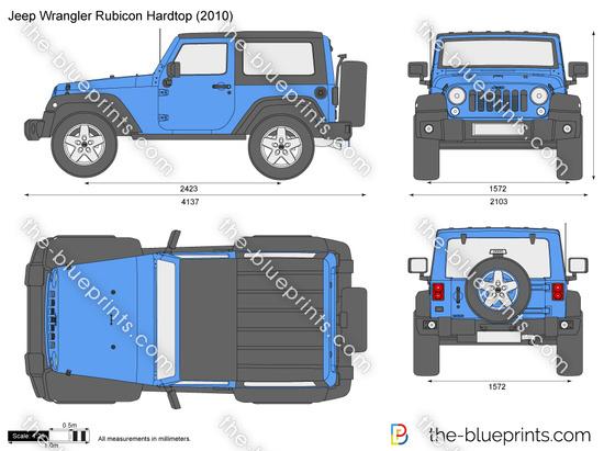 Jeep Wrangler Rubicon Hardtop