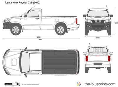 Toyota Hilux Regular Cab
