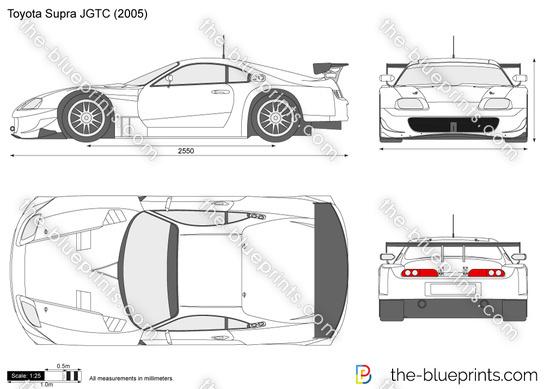Toyota Supra JGTC