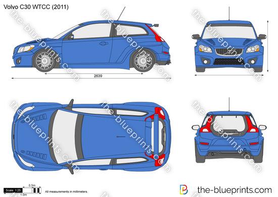 Volvo C30 WTCC