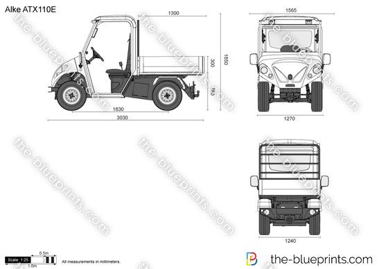 Alke ATX110E