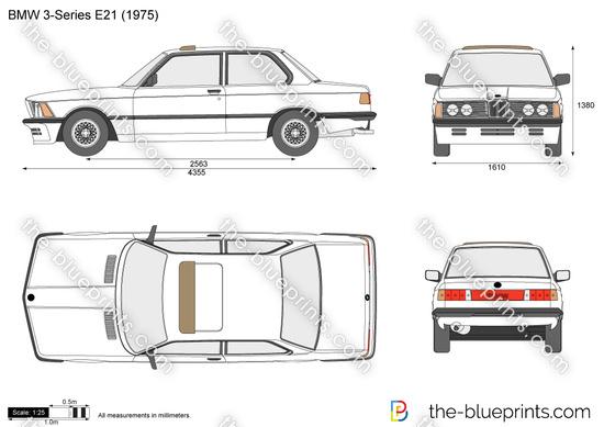 BMW 3-Series E21